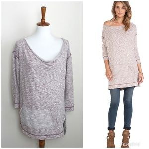 We The FREE PEOPLE Mexicali Pullover Tunic! M
